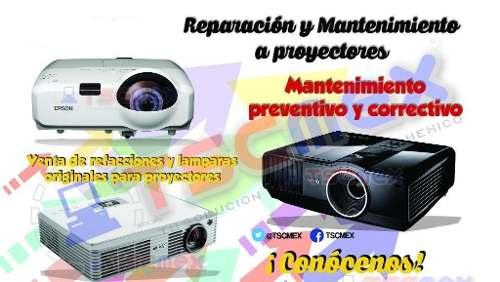 Servicio tecnico de proyectores