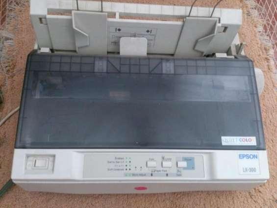 Impresora epson lx 300