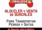 Alquiler y Venta de Huacales Para Transportar Mascotas