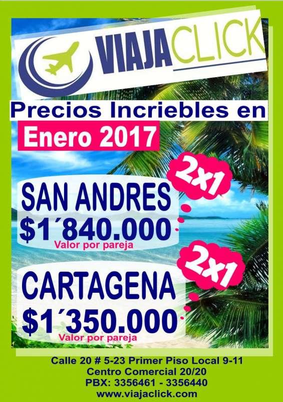 Cartagena paga 1 viajan 2 enero 2017
