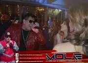 Mole a otro nivel - Show de reggaeton en bogota - Hora loca