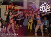 SAMBA Grupos de Samba en Bogota GAROTAS - HORA LOCA