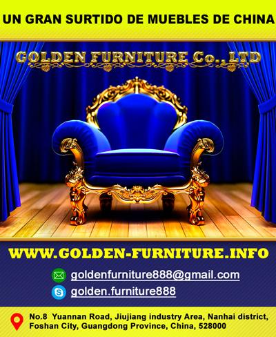 Un gran surtido de muebles de china