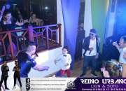 Show de reggaeton en bogota - Reino Urbano - Hora loca