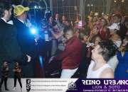 Show de reggaeton en bogota - Reino Urbano