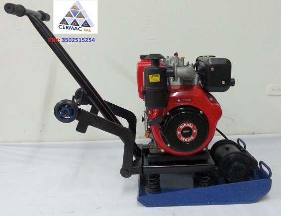 Venta rana compactadora motor a gasolina y diesel