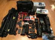 Canon  5D Mark iii Dslr Camera With Lens