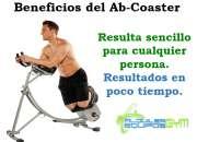 Alquiler de Ab Coaster - Equipos gym