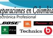 SERVICIO TECNICO REPARACION CONTROLADORES Y MEZCLADORES
