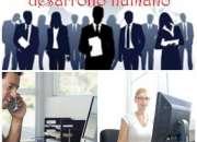 Empresa solicita personal mixto