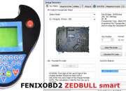 Programador de llaves zedbull profesional fenixobd2