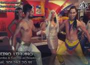 Garotas Shows de Samba en Bogota - Hora loca