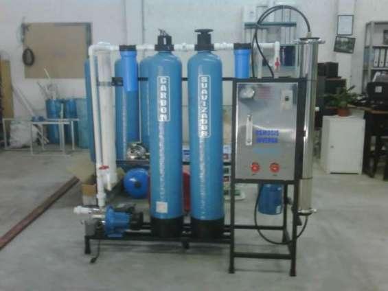 Sistemas de tratamiento de agua