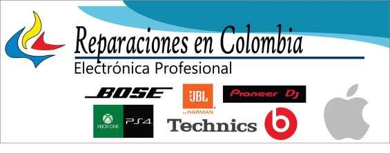 Servicio tecnico, reparacion, mantenimiento amplificadores, plantas y pontencias