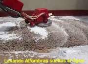 SERVICIO DE LAVADO DE ALFOMBRAS PARA HOGARES Y EMPRESAS