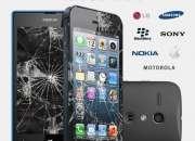 Servicio técnico especializado en celulares y tablets directamente o a domicilio