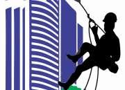 Acabados verticales (mantenimiento de fachadas)