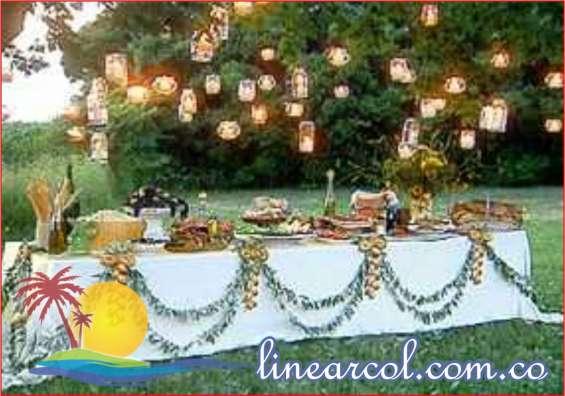 Cenas especiales restaurantes fincas
