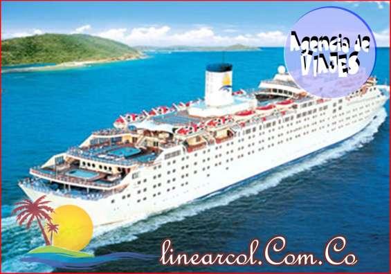 Crucero pulmantur lo mejor en colombia