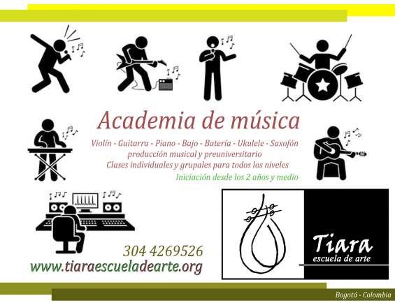 Academia de música j vargas metropolis