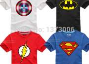 CAMISETAS COMICS Y HALLOWEEN