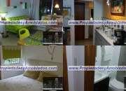 Apartamentos amoblados en envigado para la renta cód.  10613