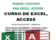 proramacion visual basic excel