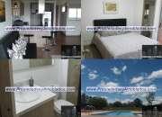 Renta de apartamentos amoblados en rio negro cód.  10606