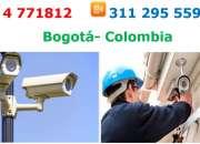 servicio técnico de cctv, con direcciones ip, analógicas, ptz.