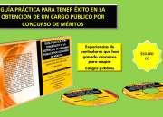 GUIIA PARA PASAR CONCURSOS PUBLICOS