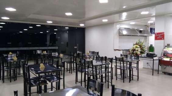 Arriendo restaurante campestre vía samacá- villa de leyva