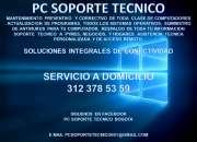 PC SOPORTE TÉCNICO BOGOTA