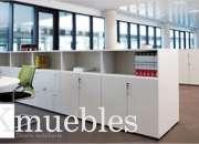 Archivadores Gabinetes Puestos de Trabajo y todo para Oficinas