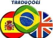 Inglés, Español, Portugués. Traducciones. Intérpretes. Eventos y Negocios. Alto nivel.