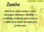 Clases de Zumba - Bogotá o Chia