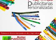 MANILLAS PUBLICITARIAS PARA EVENTOS Y CAMPAÑAS