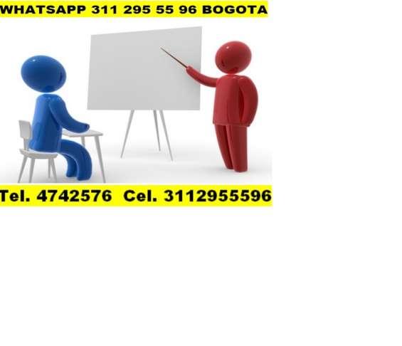 Asesorías, clases, cursos, algoritmos, programación, python 311 2955596