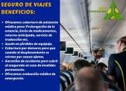 SEGURO DE VIAJES DE ''HBG INVERSIONES''