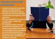 SEGURO EDUCATIVO DE ''HBG INVERSIONES''