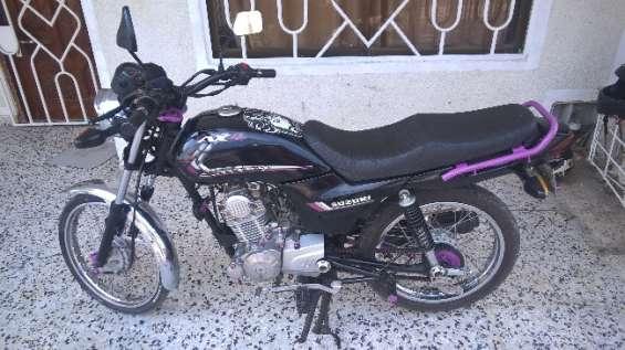 Vendo moto ax4 en buen estado