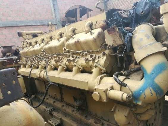 Motores cat d398 y d399