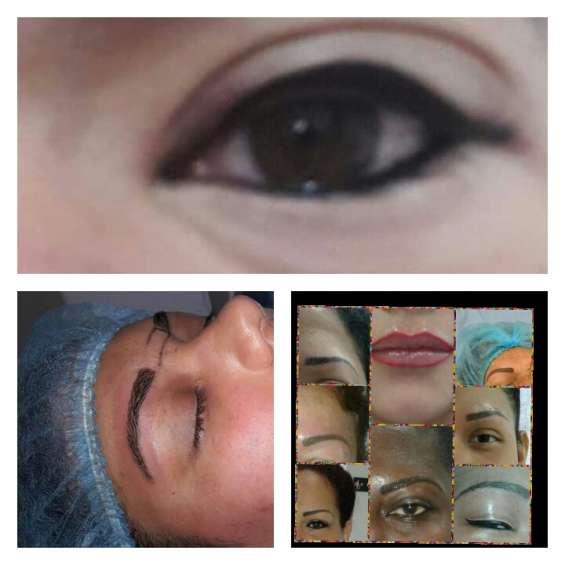 Maquillaje permanente mari's y luce bella las 24 horas del dia