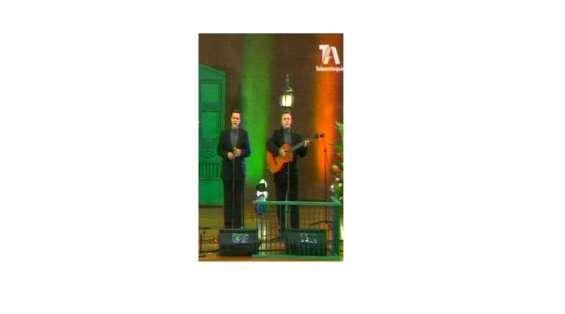 Dueto musical en medellin