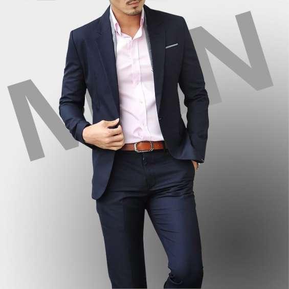 Confeccionamos ropa formal para hombres y damas