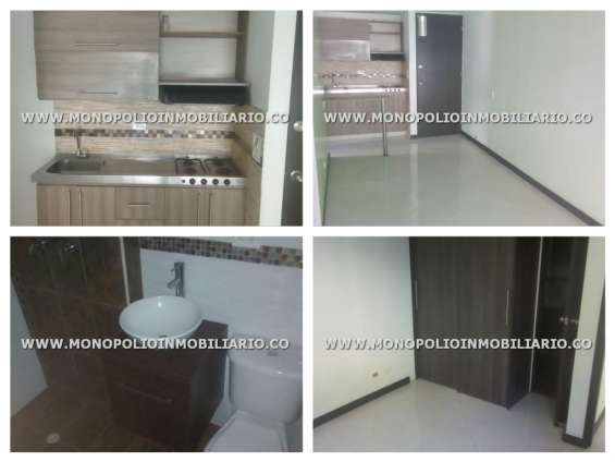 Apartamento en alquiler - belen rodeo alto cod*./: 11765