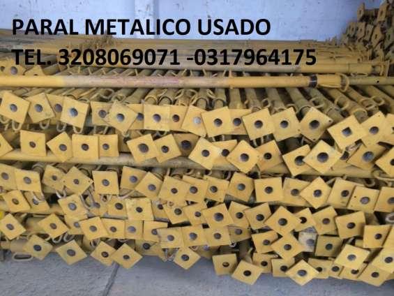 Fabrica de paral metalico o tacos