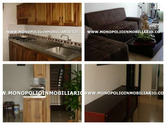 Apartamento para la venta en medellin - bombona cod_/*. 6612