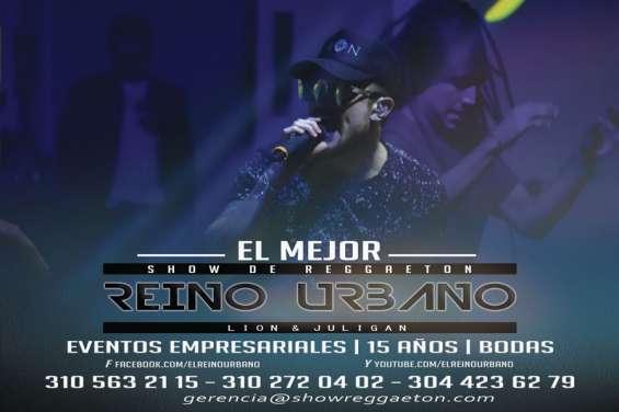 Fotos de Show de reggaeton quince años reino urbano 6