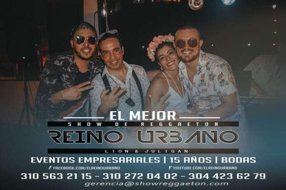 Fotos de Show de reggaeton quince años reino urbano 20