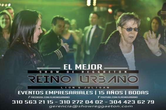 Fotos de Show de reggaeton quince años reino urbano 8